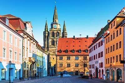 Ansbach Sehenswürdigkeiten Umgebung