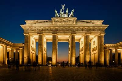 Monteurzimmer in Berlin - Brandenburger Tor