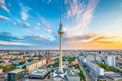 Monteurzimmer in Berlin - Fernsehturm Alexanderplatz