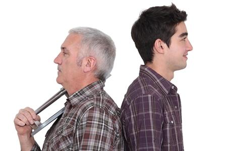 Hohe Fluktuation älterer Handwerker