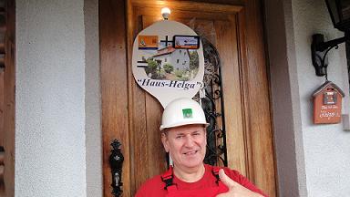 """Ferienwohnung """"Haus Helga"""": Vermieter Herr Karger"""