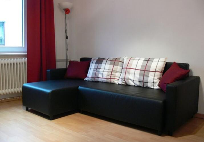 monteurzimmer appartment springer in 63457 hanau. Black Bedroom Furniture Sets. Home Design Ideas
