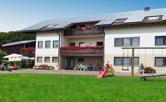 Monteurzimmer: Ferienhof Walter - moderne Monteurwohungen mit viel ...