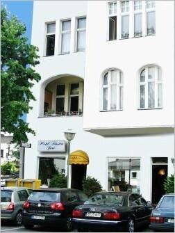 Monteurzimmer Hotel Pension Spree In 10717 Berlin Charlottenburg