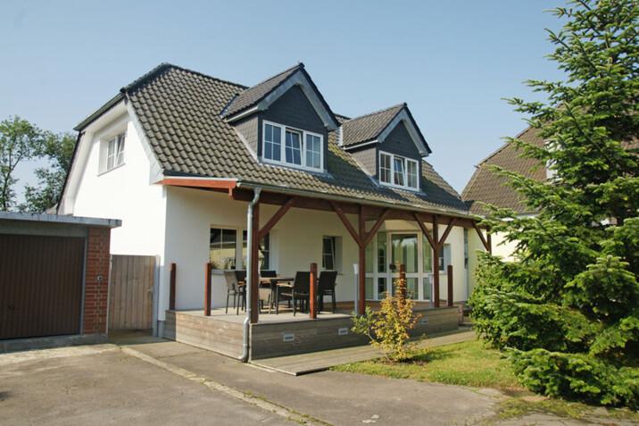 Single apartment greifswald