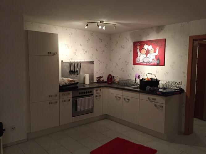 monteurzimmer ferienwohnung strohh fer in 96114 hirschaid. Black Bedroom Furniture Sets. Home Design Ideas